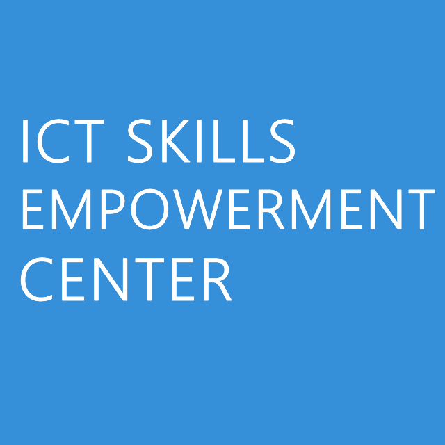 ICT SKILLS EMPOWERMENT CENTER (ISEC)
